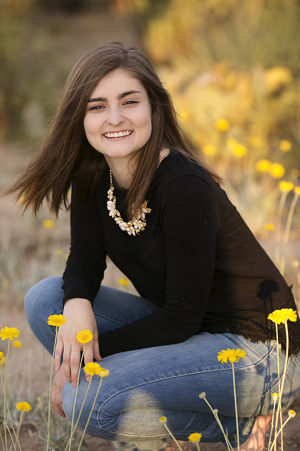 Tucson Senior Portrait Photographer