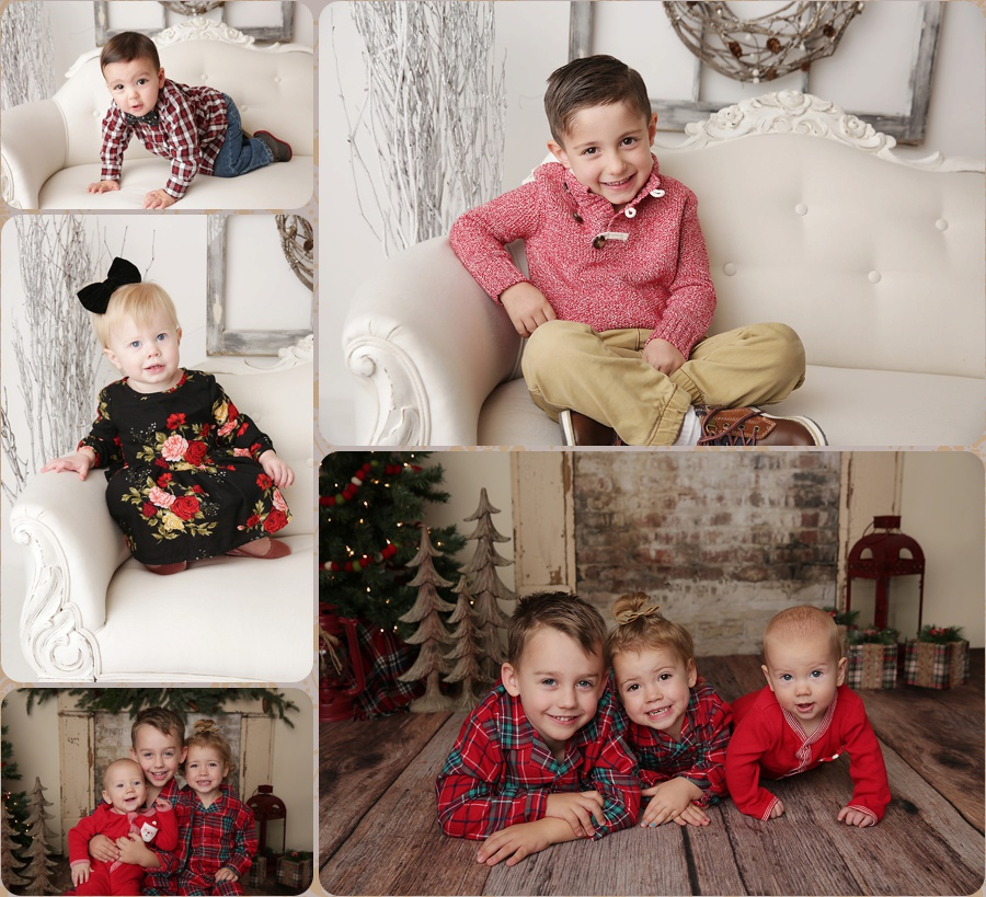 tucson christmas card photo