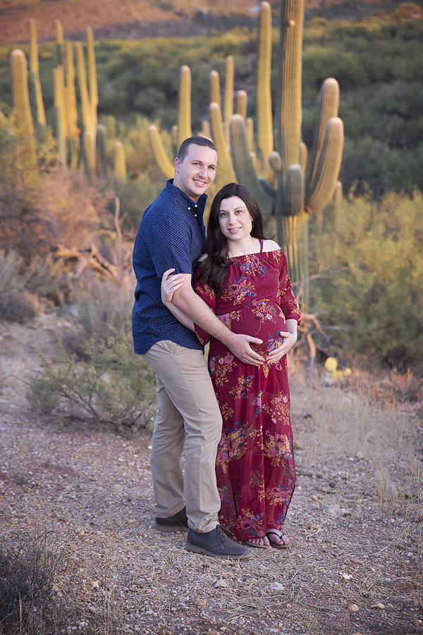 tucson expectant mothers photographers