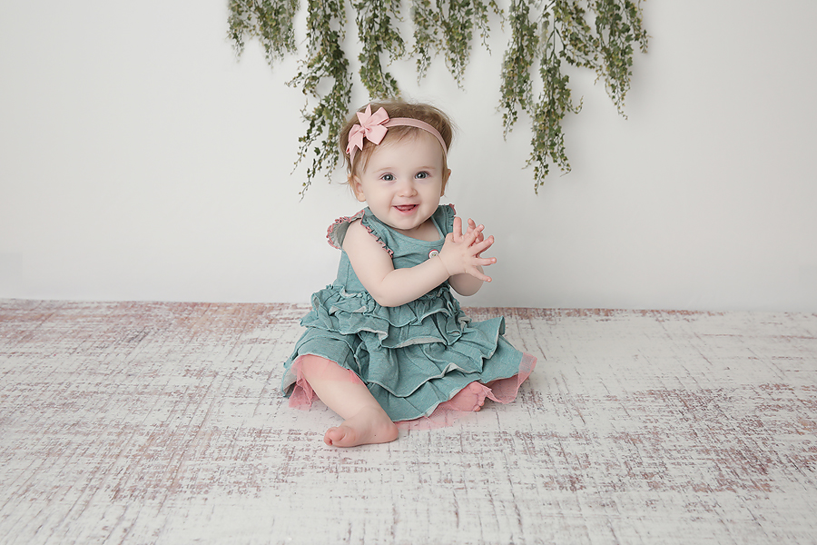 oro valley baby turns one photographs