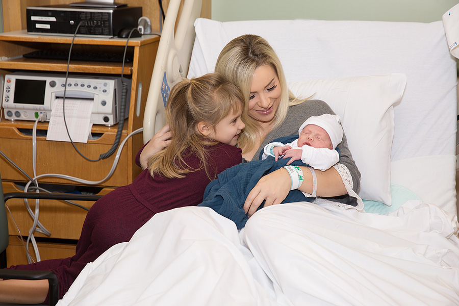 tucson birth hospital pictures