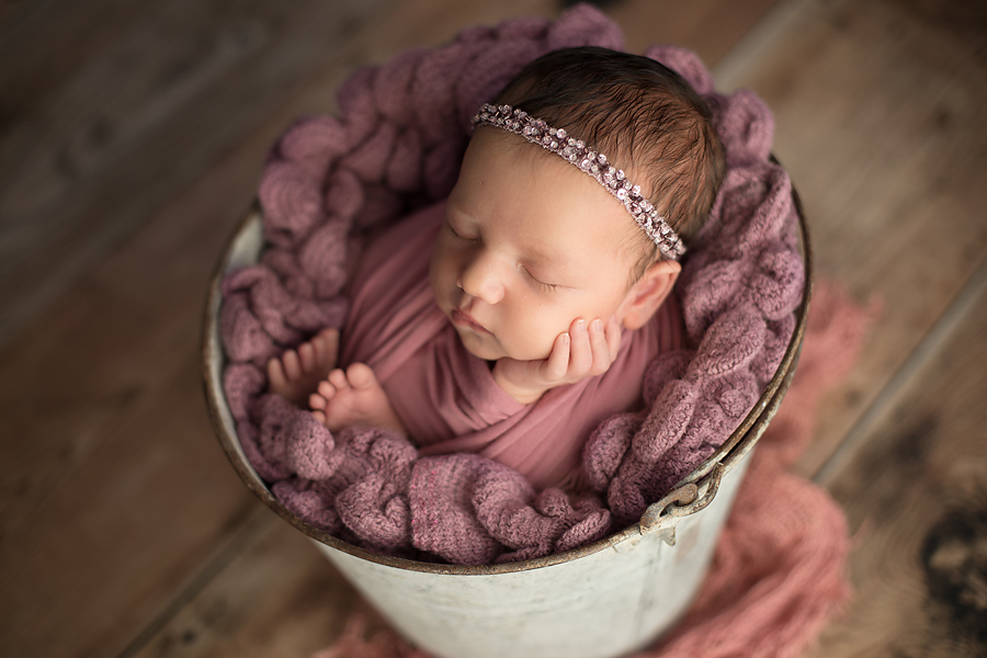 Tucson Newborn Baby Ryssa
