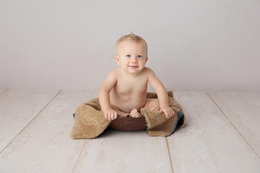 Tucson Baby Photographer - Hudson