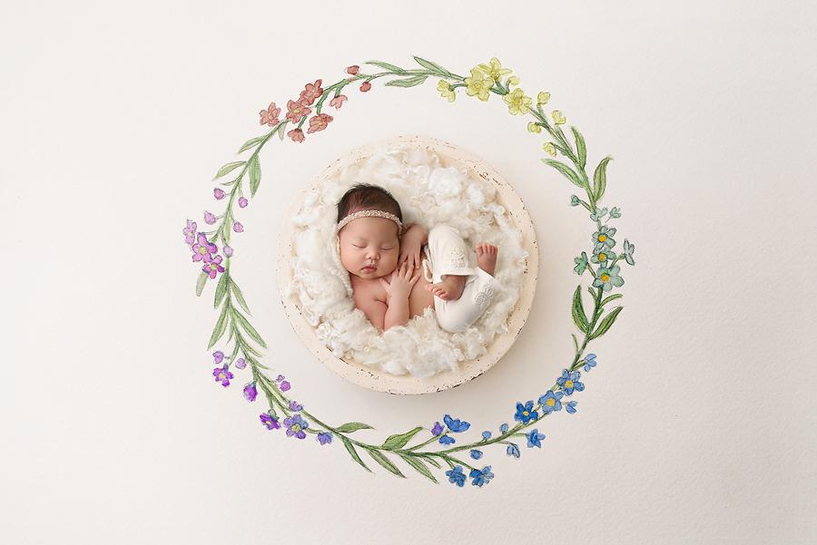 Tucson Baby Posing