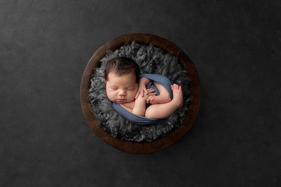 Tucson Newborn Posing