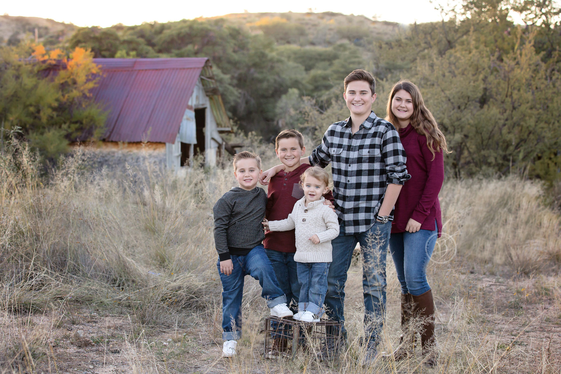 Oro Valley Child and family Photographer