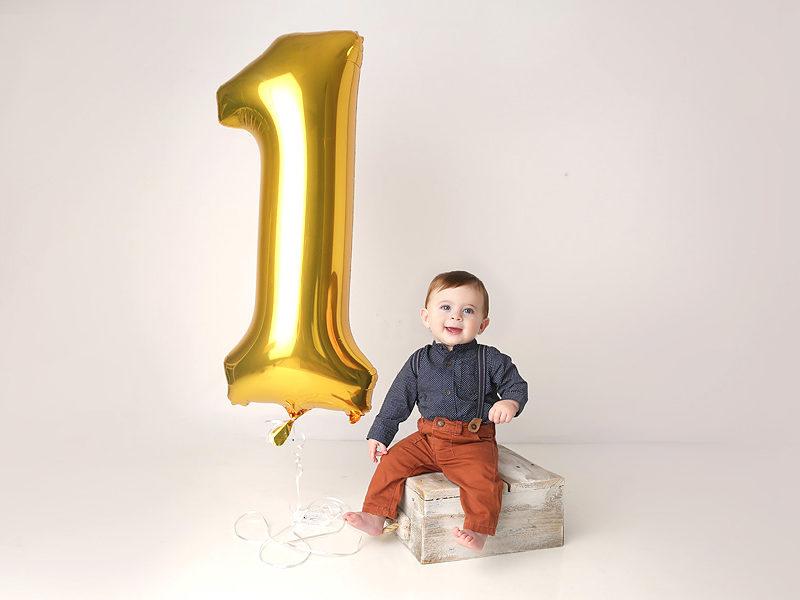 Cake Smash | Tucson Arizona | Baby Photographer