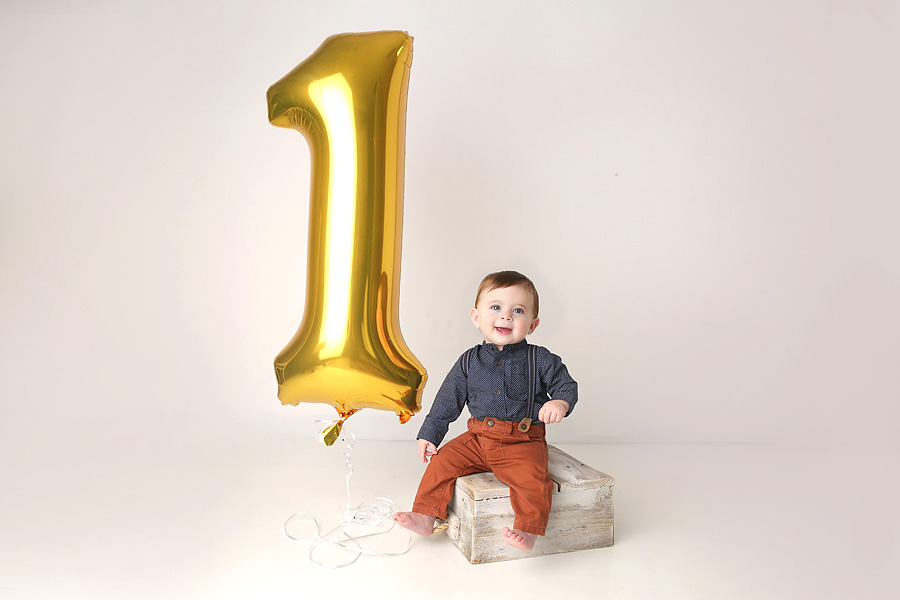 One year birthday pictures