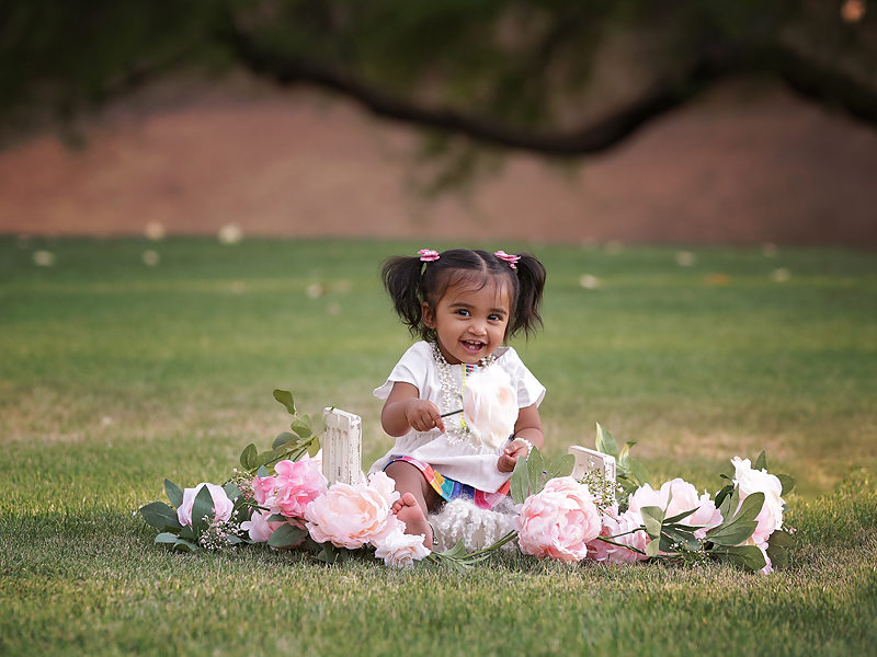 Tucson Baby Photographer | Cake Smash