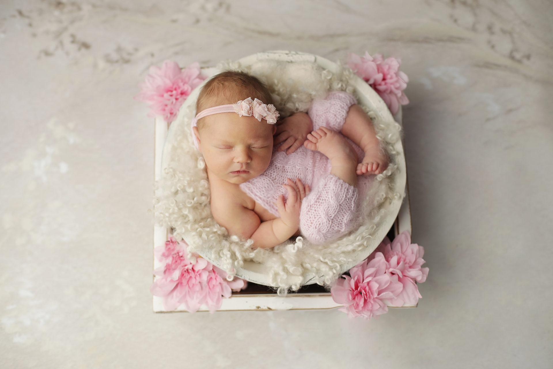 Tucson newborn baby pictures