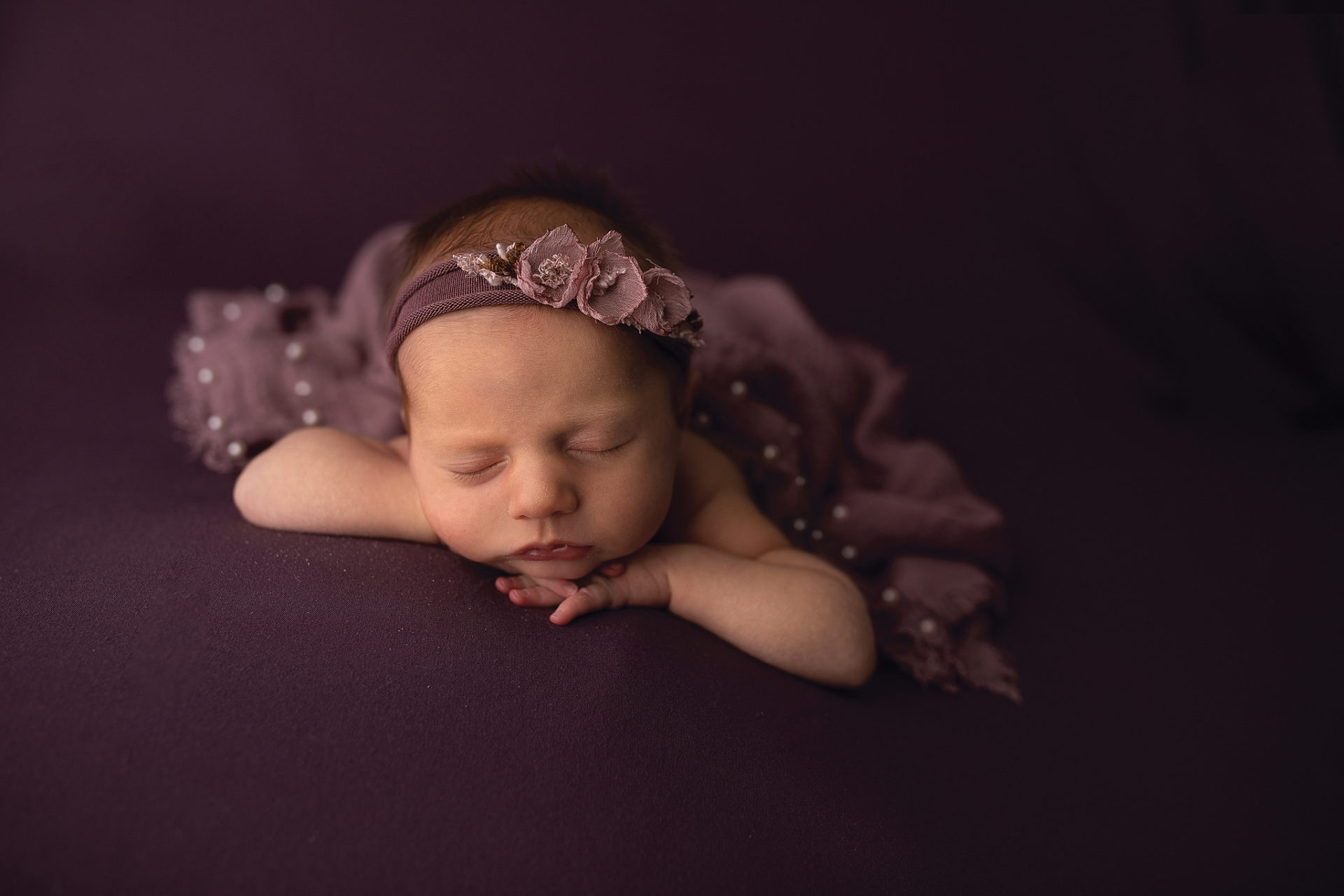 Tucson newborn photo shoot