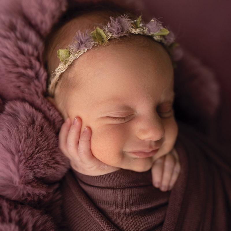 Introducing Lennon   Newborn Baby Pictures   Tucson, Arizona