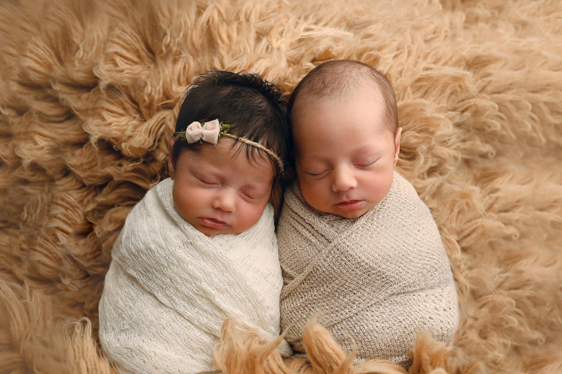 Twin photos
