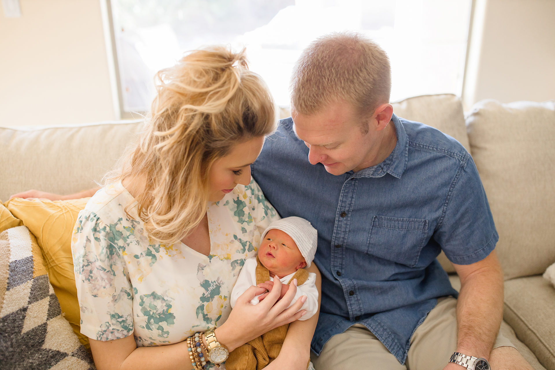 Oro Valley Newborn Pictures