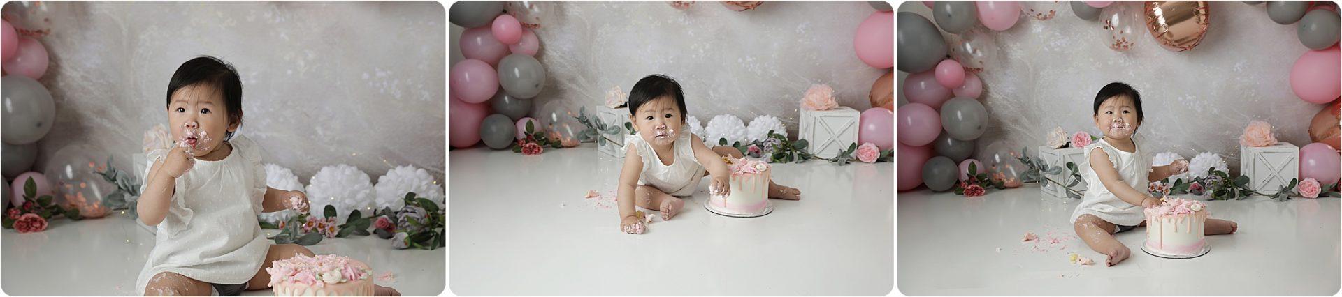 tucson baby birthday pictures