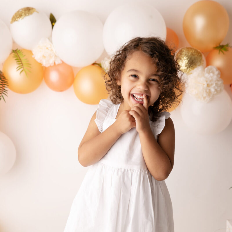 Happy Birthday | Tucson Birthday Cake Smash | Photography