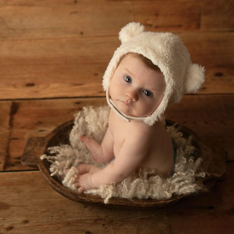 Baby Luke | Tucson Child and Family Photographer
