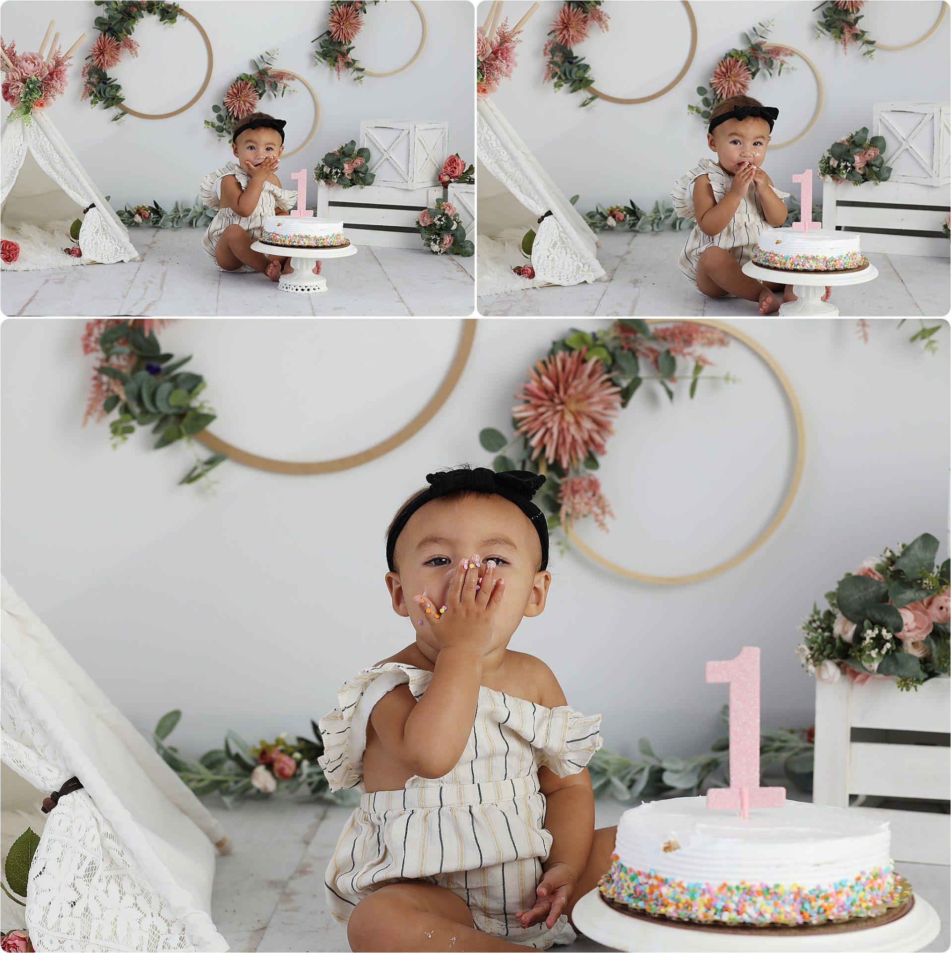 Baby Milestone Photographer