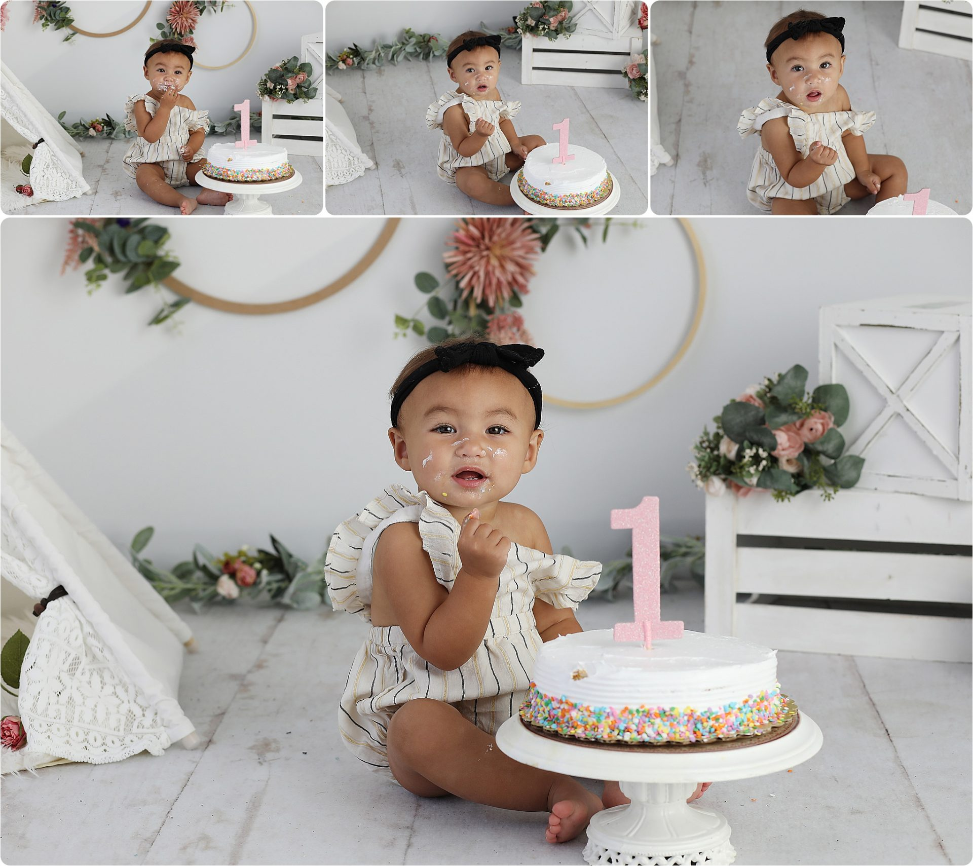 Tucson baby Birthday photos