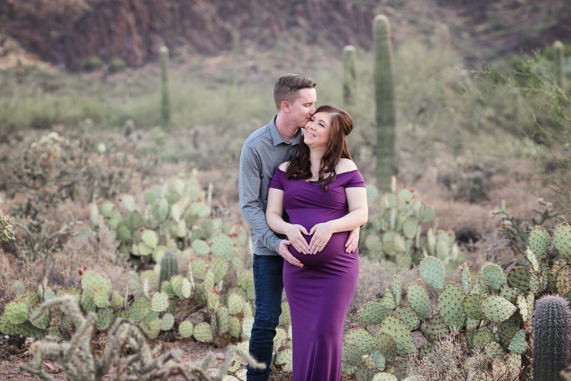 maternity family photographer Tucson