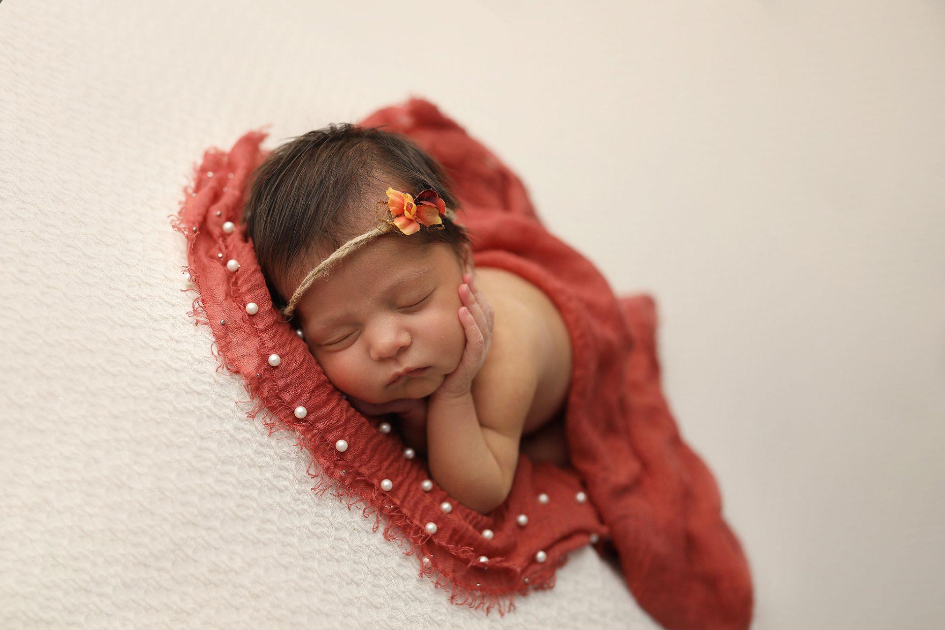 Sweet Tucson newborn baby pictures