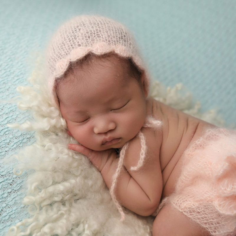 Introducing Baby Girl | Newborn Baby Photographer | Tucson, Arizona