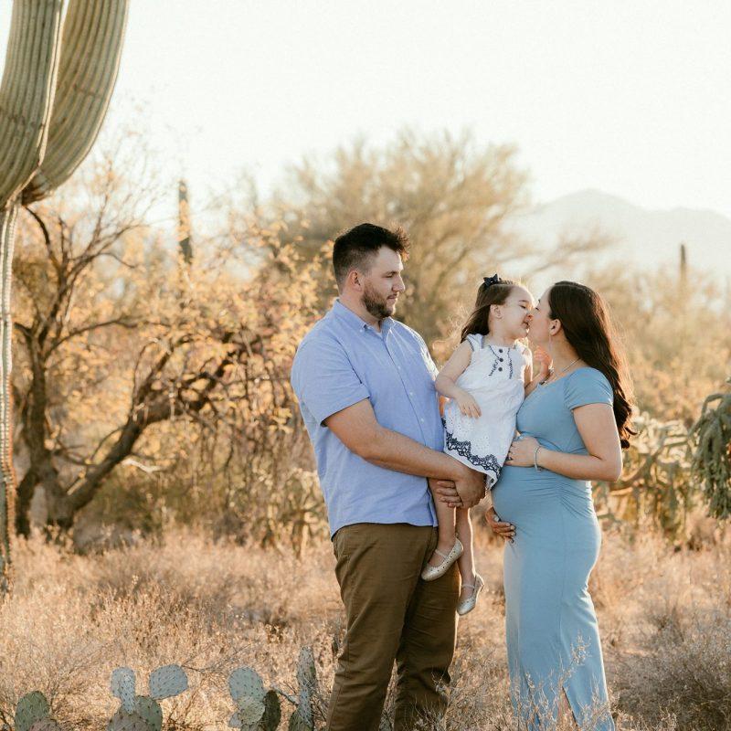 Expectant Mother | Maternity Photographer | Tucson, Arizona