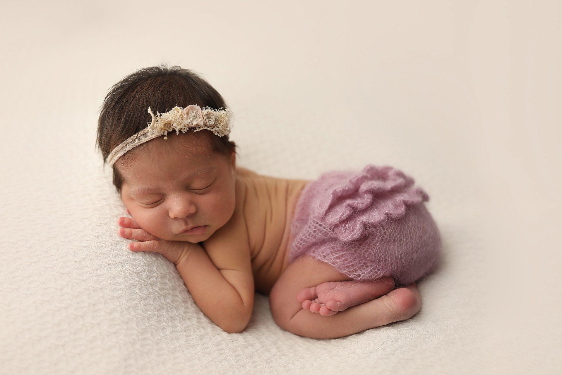 tucson newborn poses