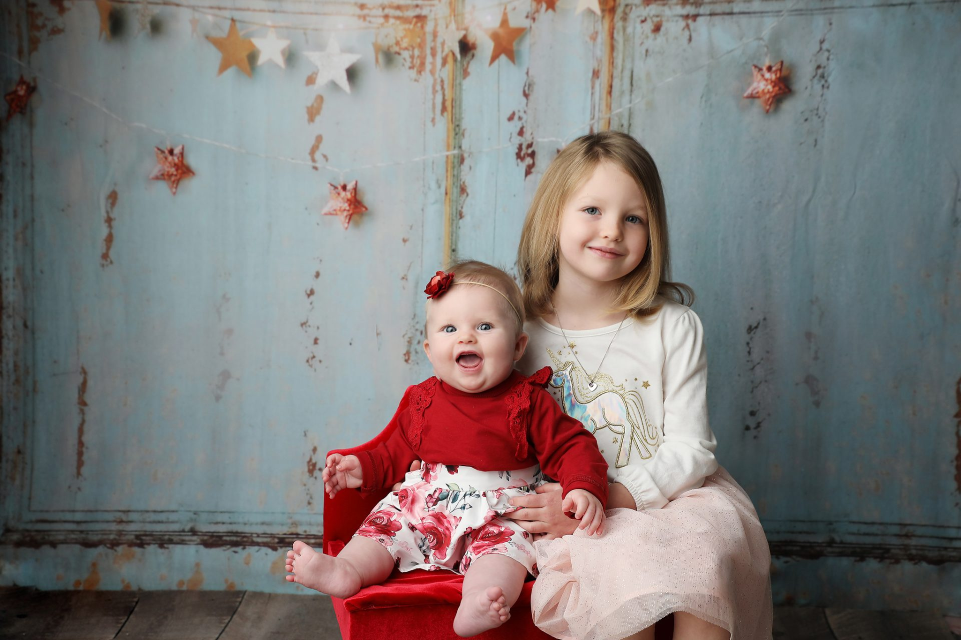 Tucson Holiday baby pictures