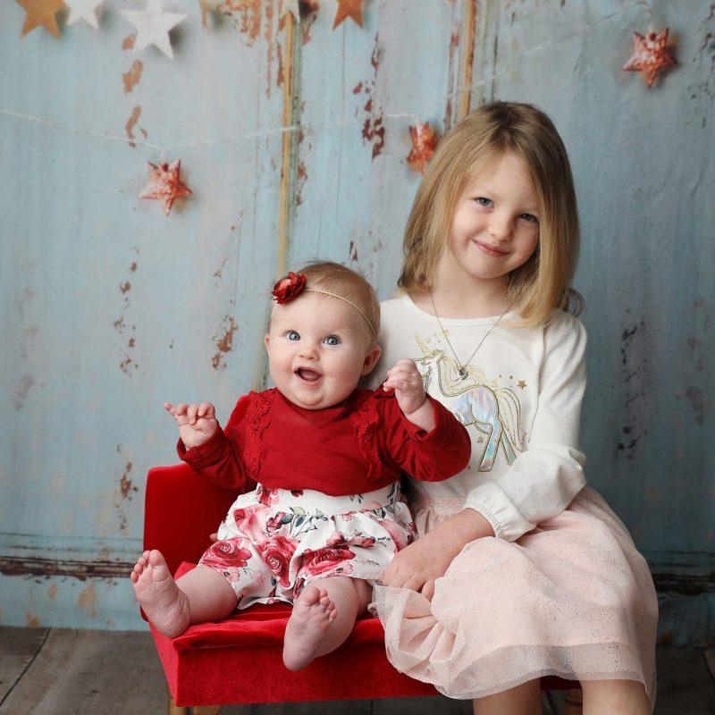 Cutest Sisters | Baby Photographer | Tucson, Arizona