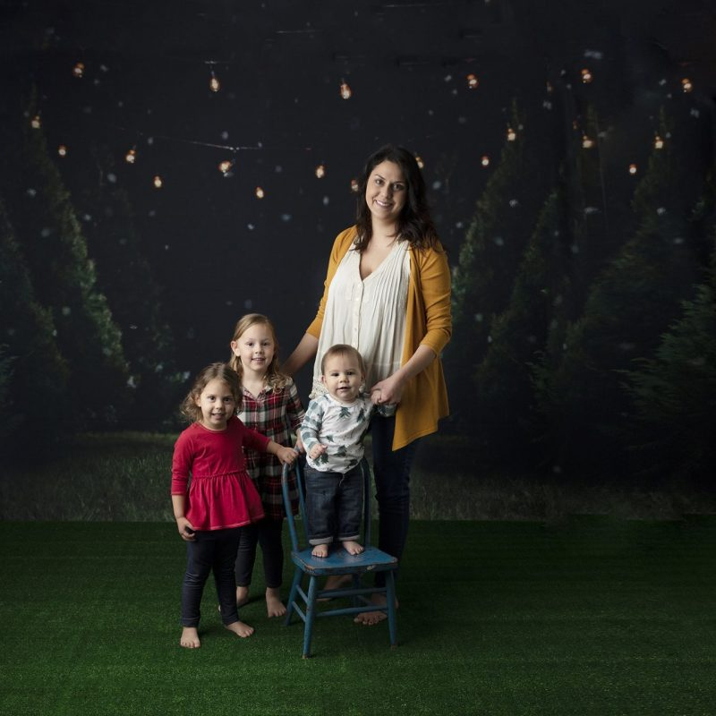 Tucson Family Christmas Pictures