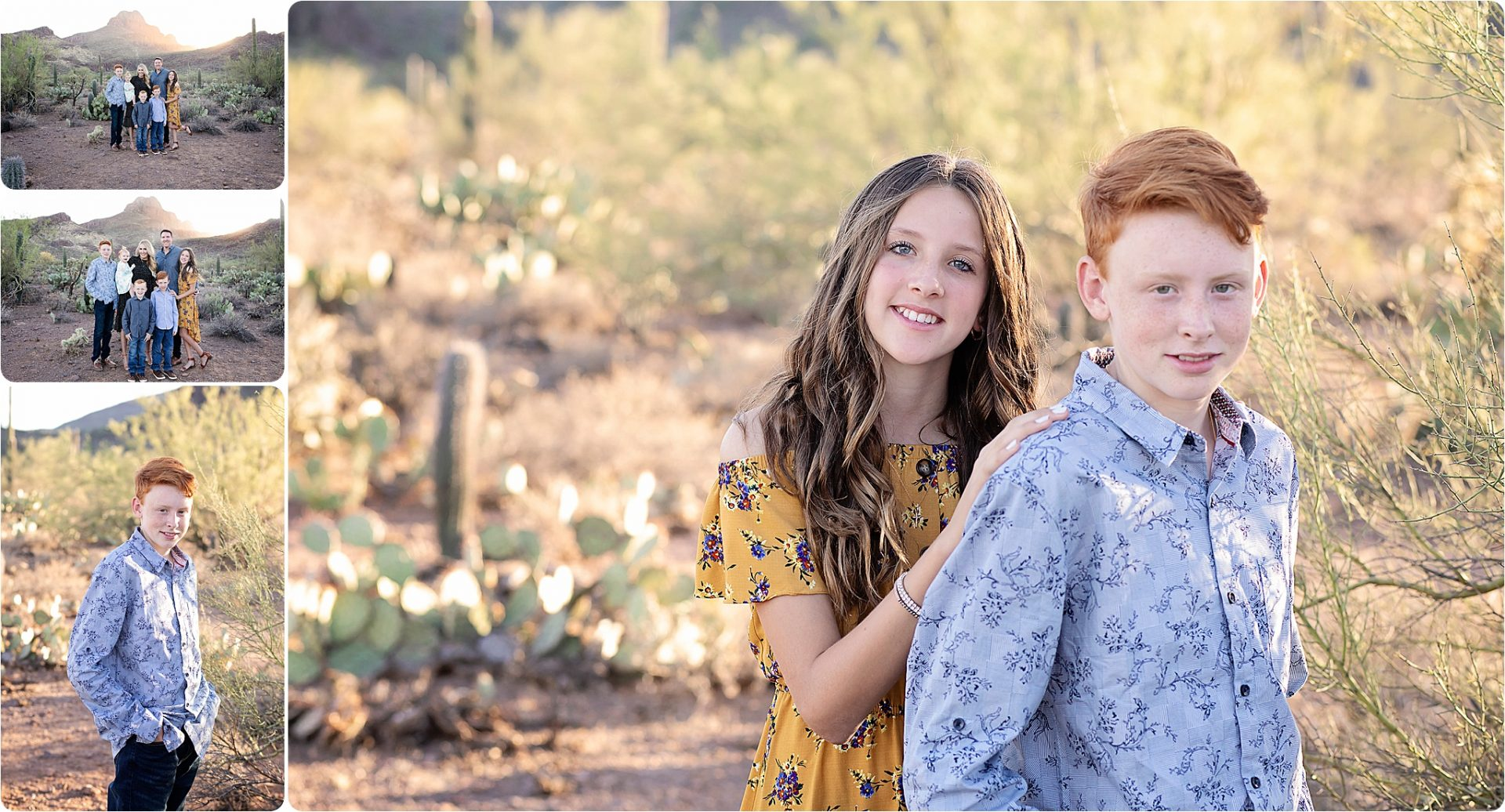 Tucson Baby and Family Photographer