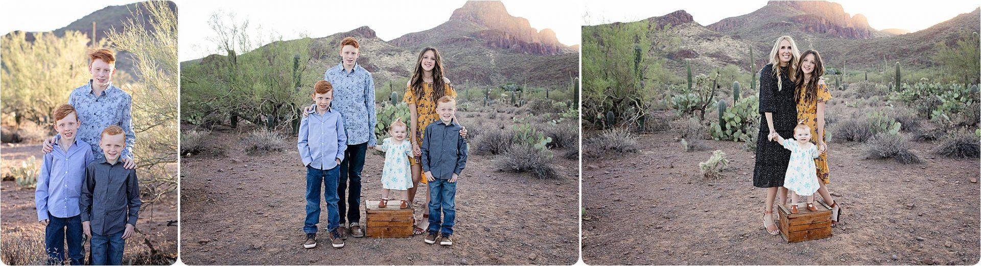 Tucson and Marana Family Photographer