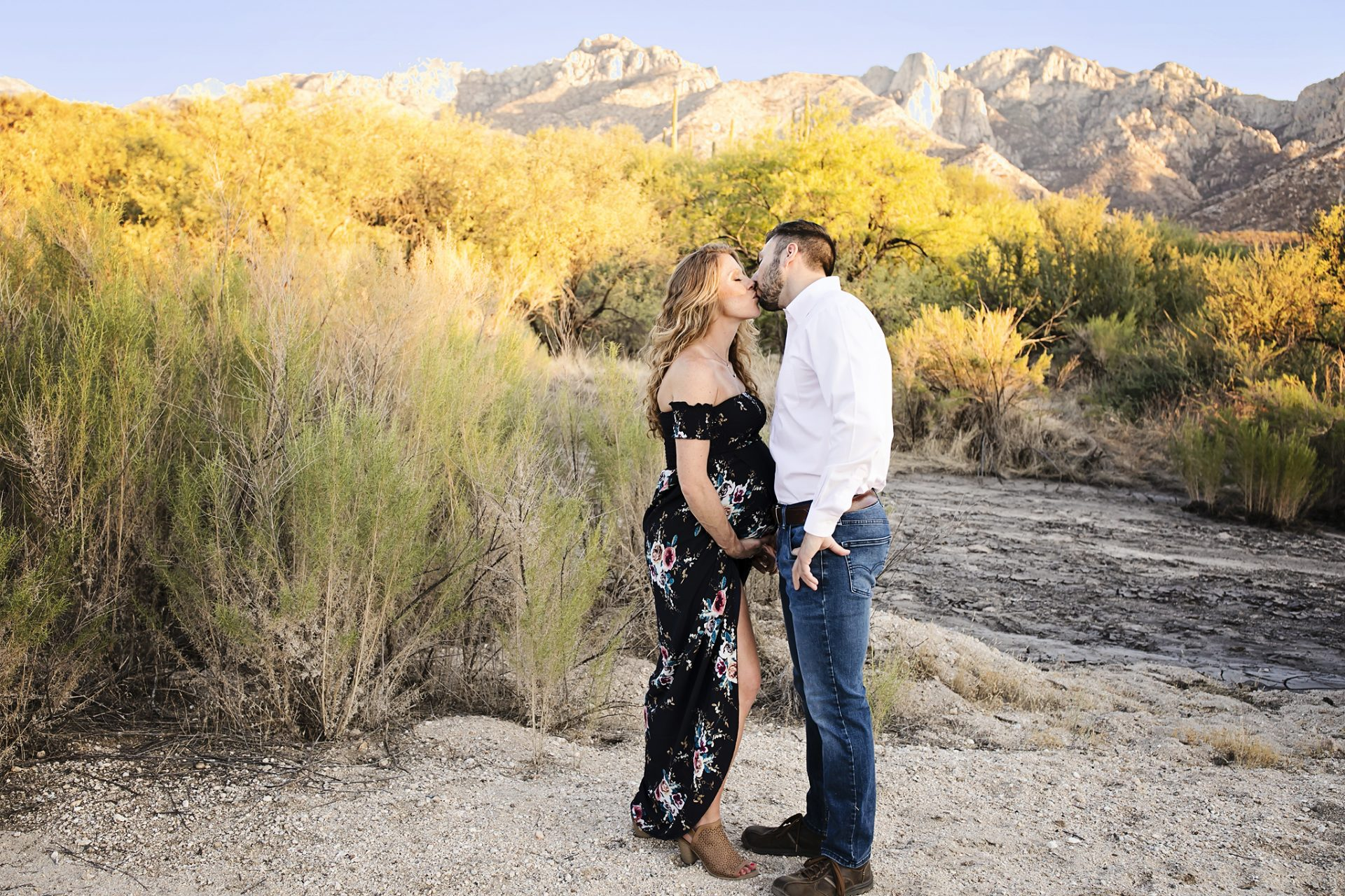 Tucson Maternity Pictures