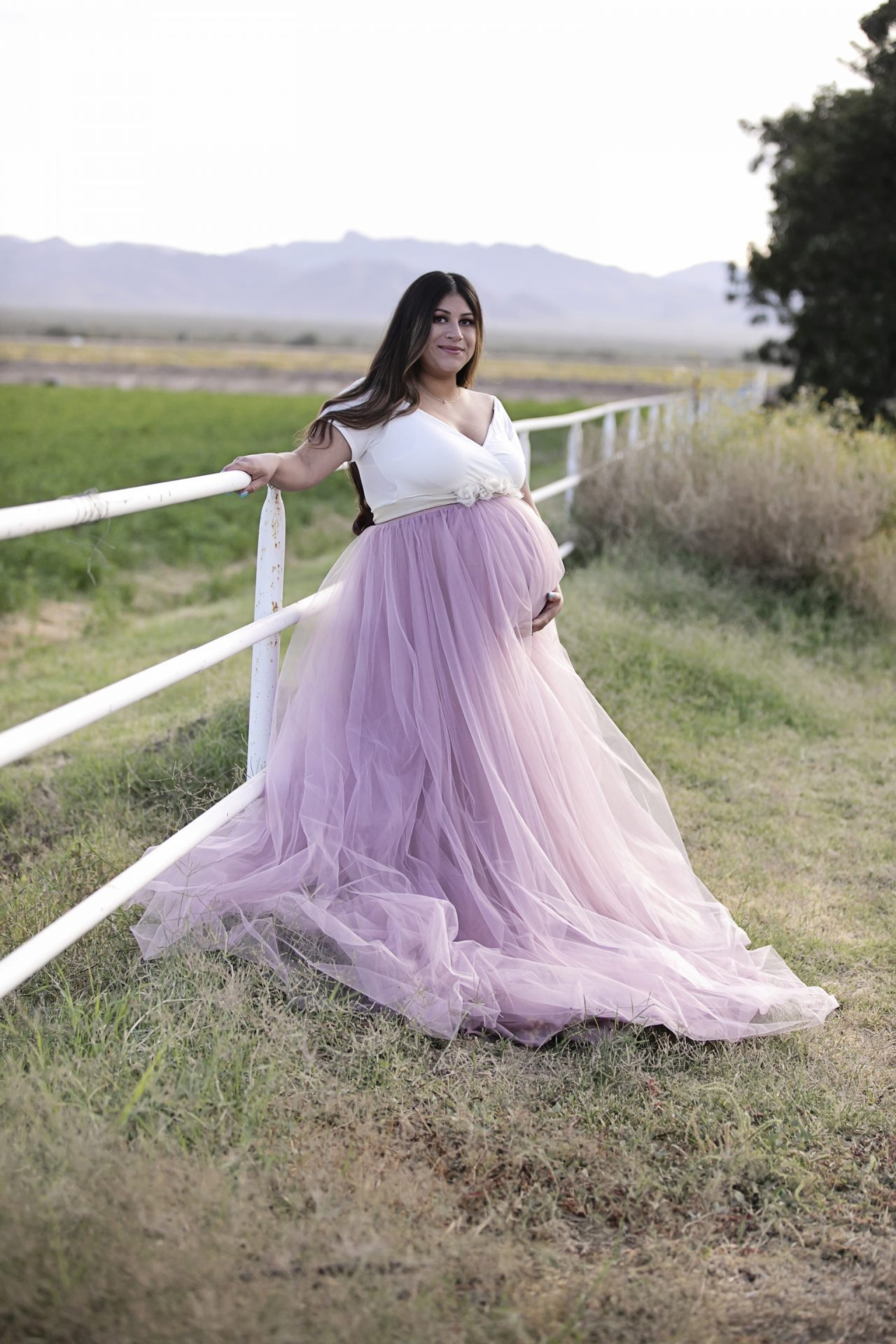 Gorgeous maternity pictures