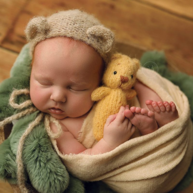 Introducing James | Newborn Baby Photographer | Tucson, Arizona