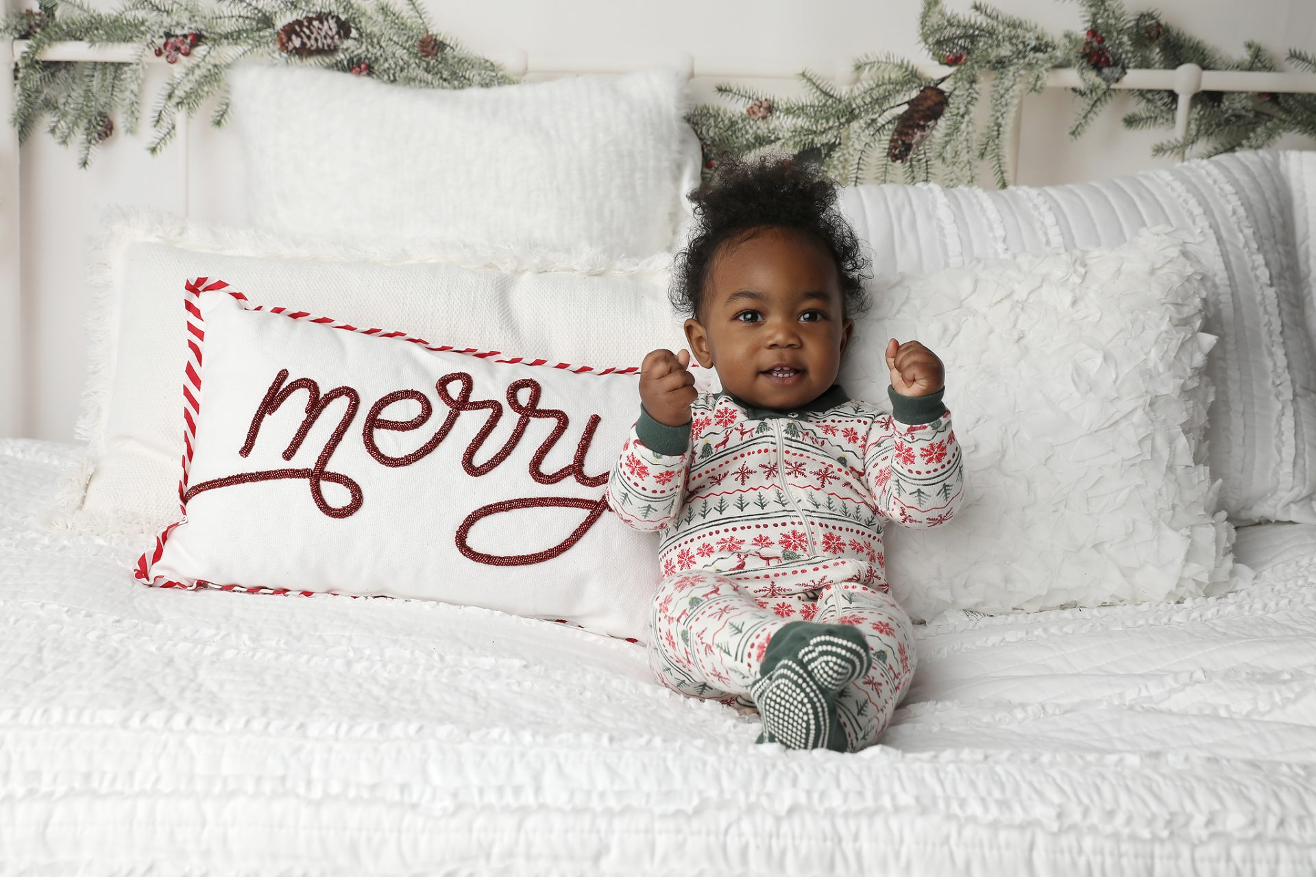 Merry Christmas Family Photographer
