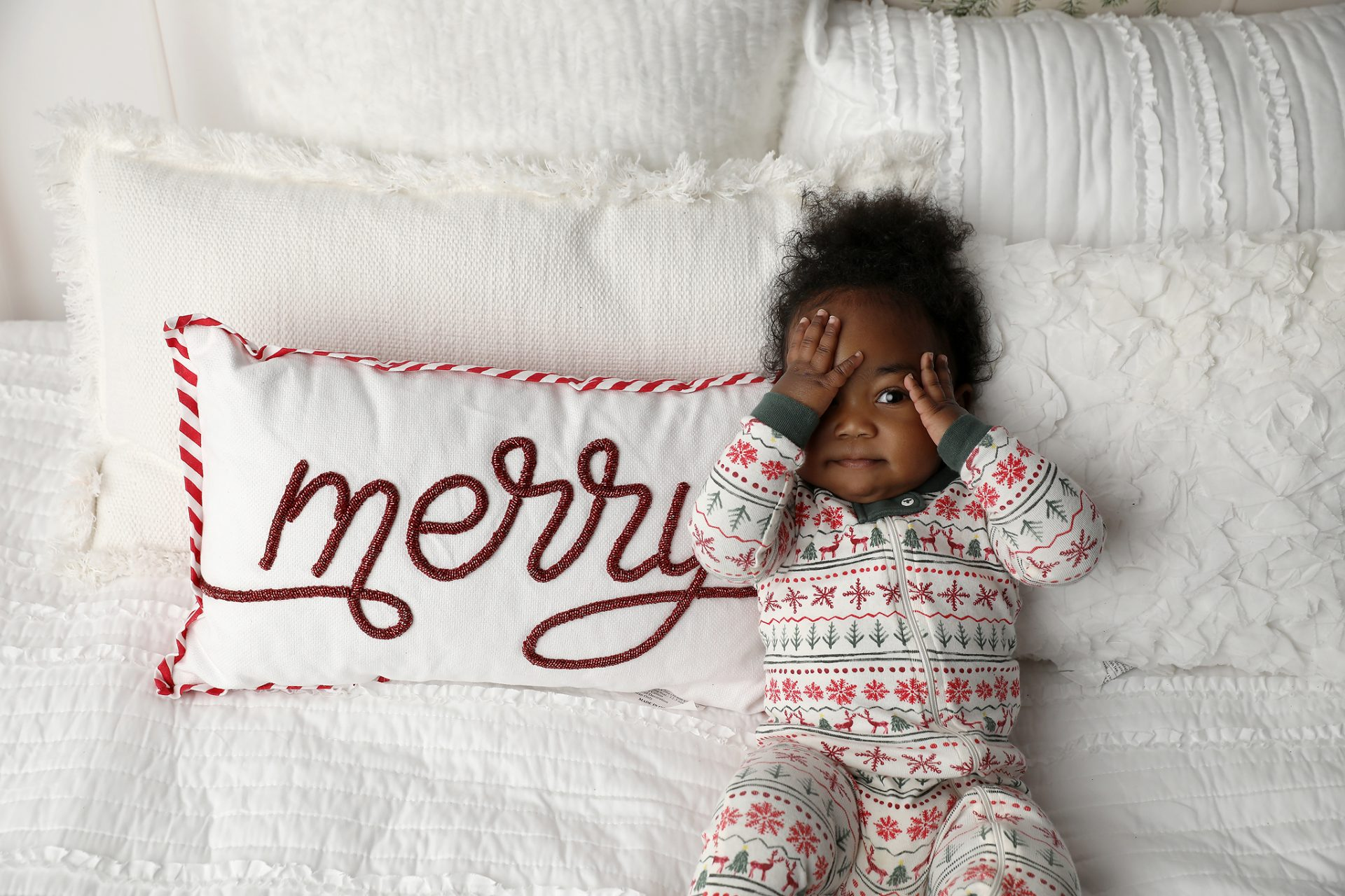 Tucson Child Christmas Pictures