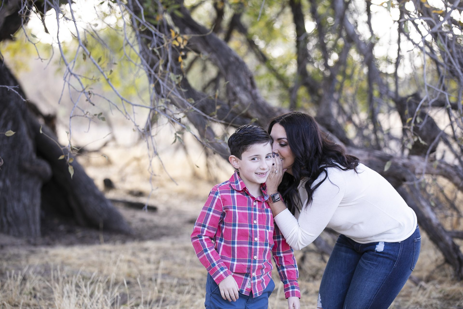 Tucson Cute family pictures