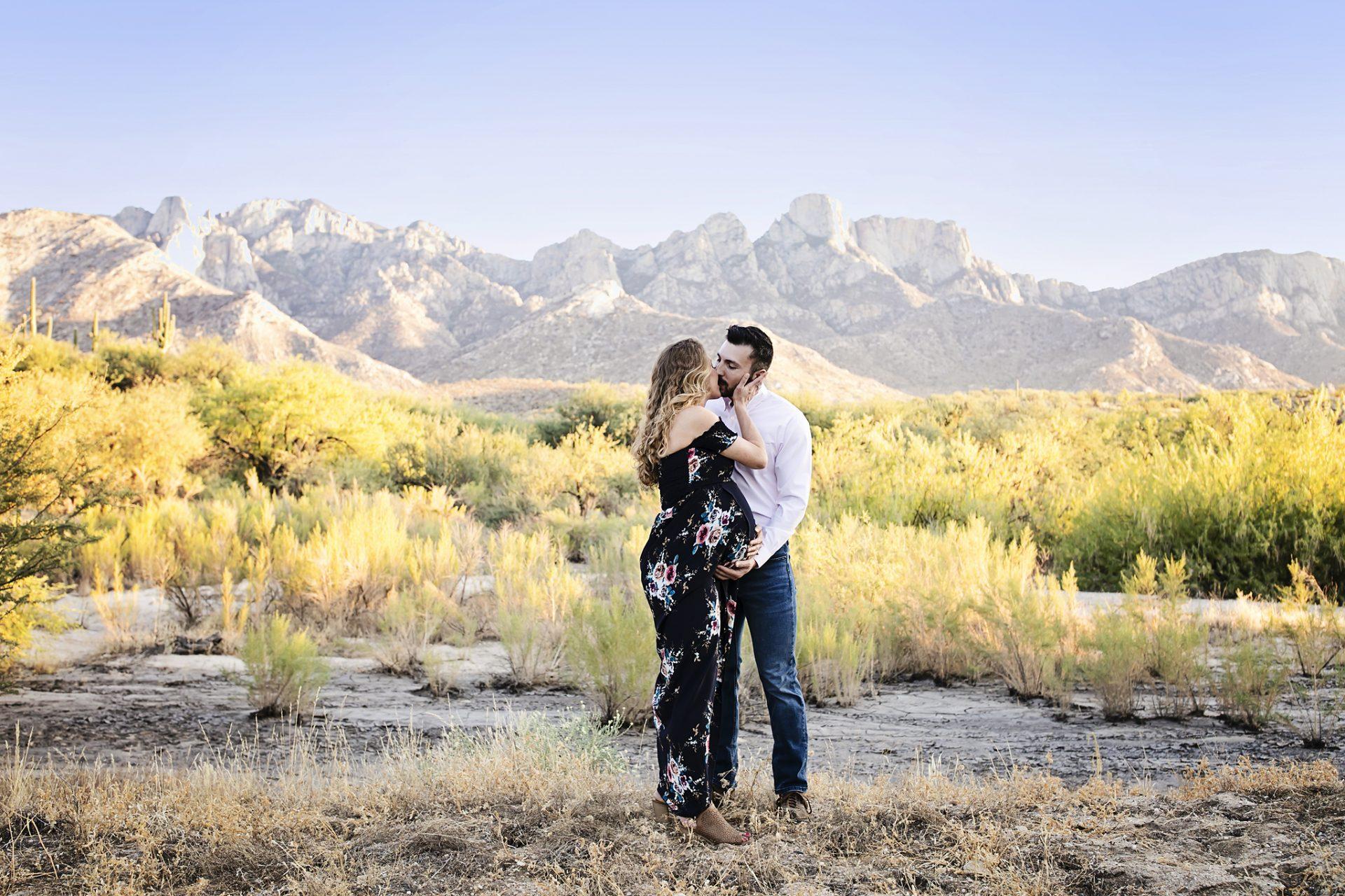 Tucson Desert Photo session