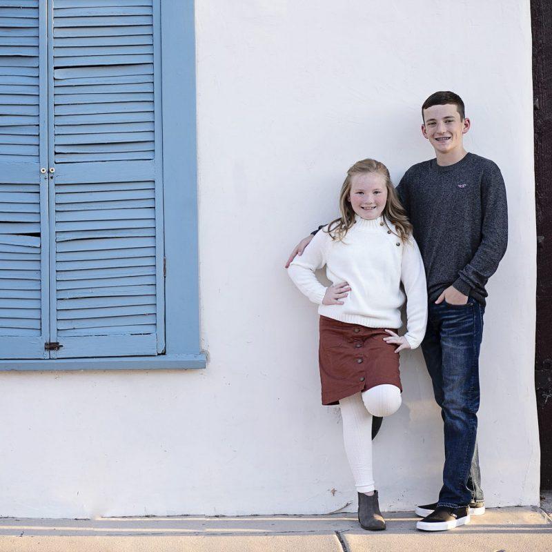 Family Photographer | Tucson, Arizona | Downtown Photos
