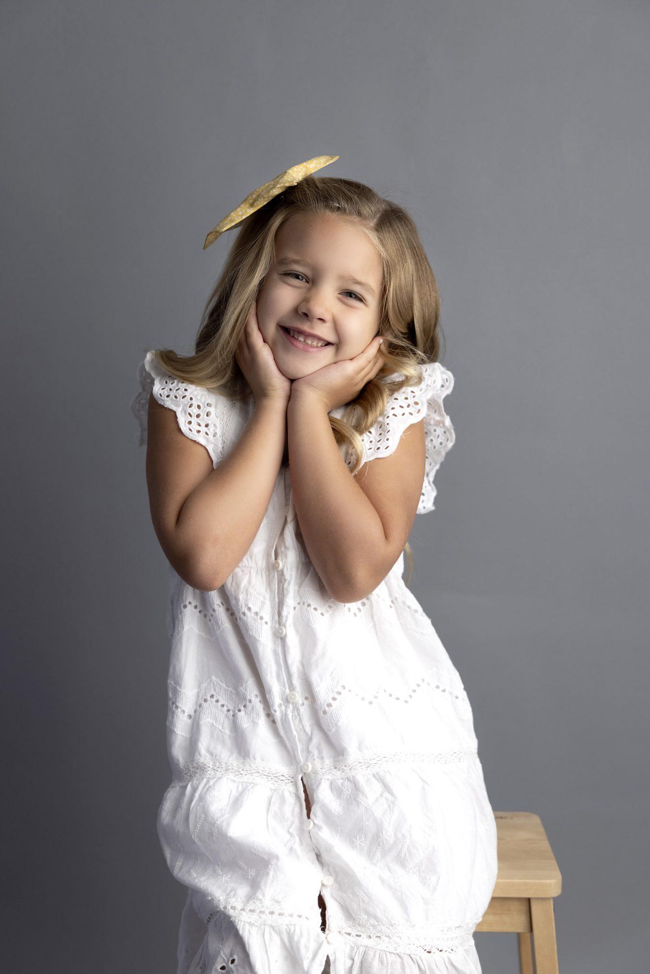 Cute Tucson Kids Photographer