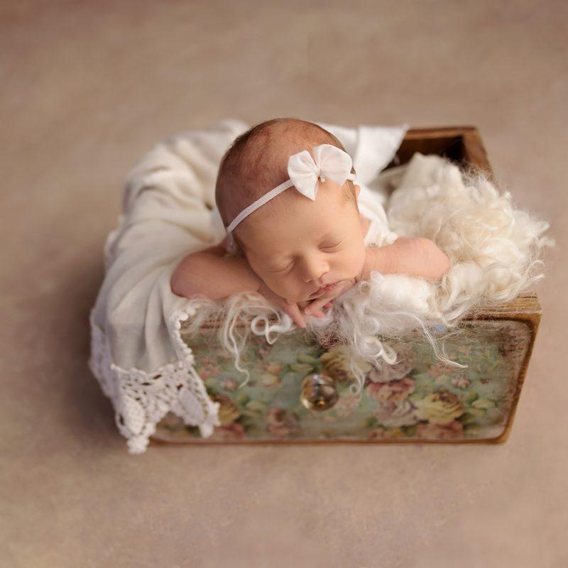 Introducing Lyla | Newborn Baby Photographer | Tucson, Arizona